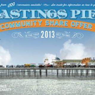 Hastings Pier Charity